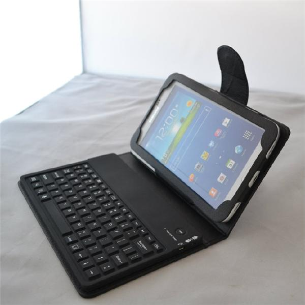 "For Samsung Galaxy Tab 3 7"" inch T210/T211 Bluetooth Keyboard Case"