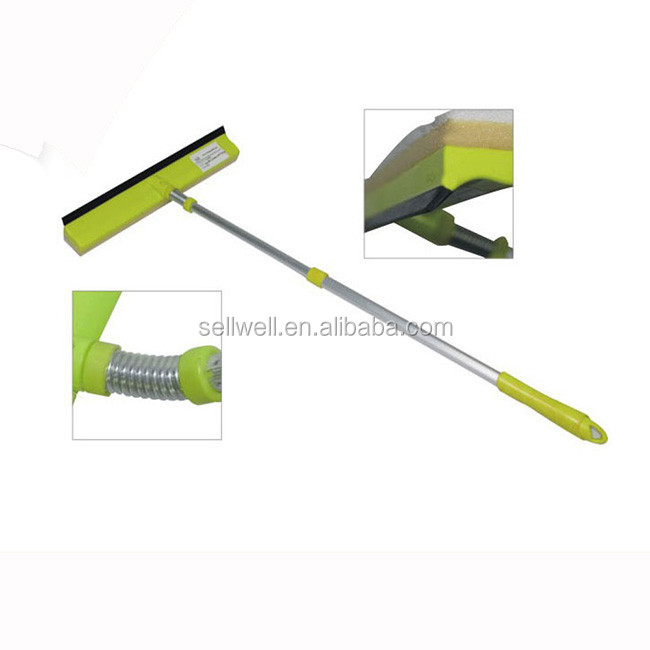 3m squeegee with long handle flexible squeegee