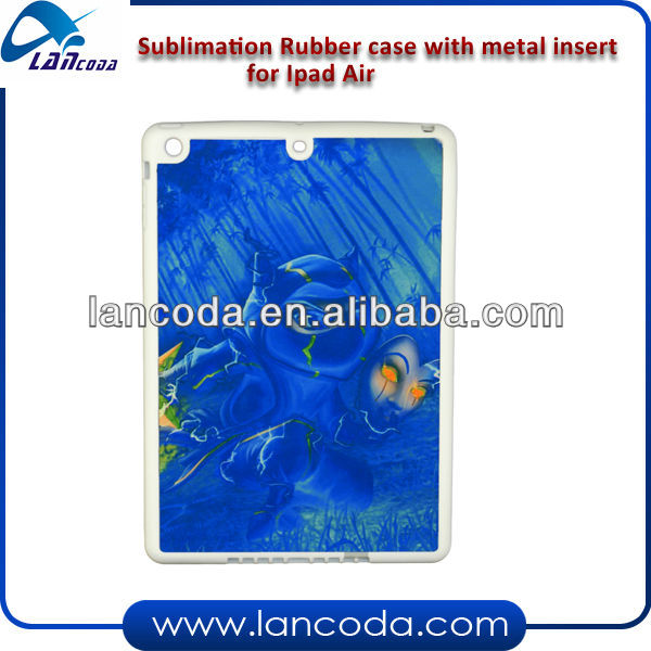 Sublimation TPU Tablet Case for ipad Air,China Manufacuring