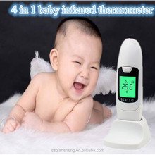 Digital 4-in-1 baby Forehead Ear Infrared Thermometer