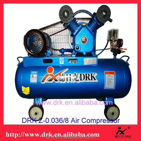 Hot sale rechargeable portable 3000W piston air compressor for sale