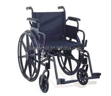 Disabled people used folding wheel chair wheelchairs