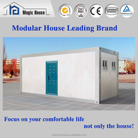 high qulity fast installing prefab house/prefab house made in china/exporting new design prefabricated small villa