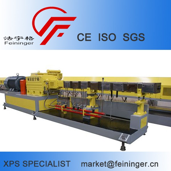 FS 95/200C with Double Screw XPS Production Line