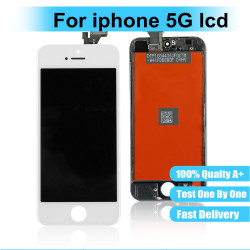 Wholesales LCD for iPhone 5G for iPhone 5G LCD Display with Full Touch Screen Digitizer