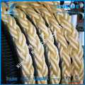 8 strand rope Polyester & Polypropylene mixed mooring rope with best price