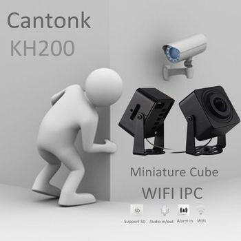 Cantonk 2018 new invisible bathroom hidden camera 1080p security cameras