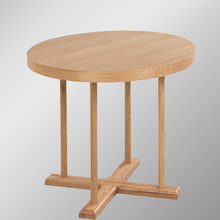 Esence Range Solid Oak End Table/Corner able/Oak Coffee Table