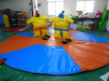 HOT!!! competitive price and popular 2012 sumo suits for sale