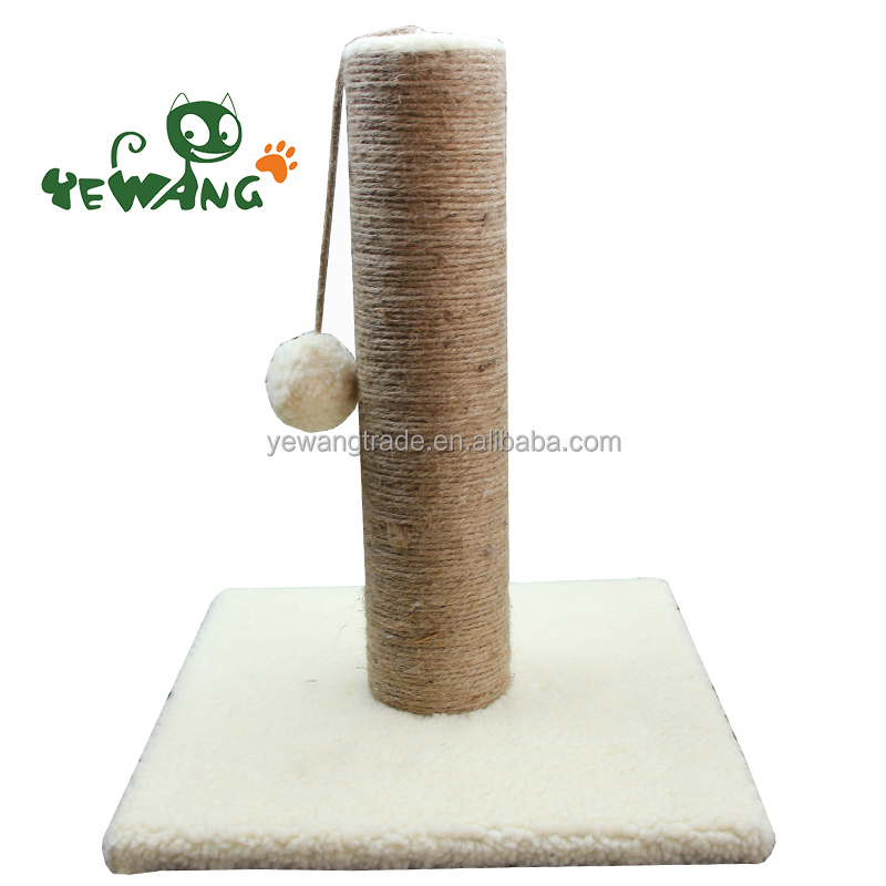 Great Choice Sisal Carpeted cat scratching Post