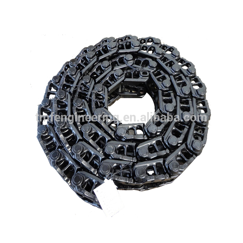 Good quality factory directly excavator mini track link with pad