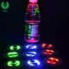 Supply Flashing Party LED Glowing Bottle Stickers For Bar