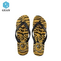 China Factories Best Price Latest Designs Flip Flops Rubber Custom