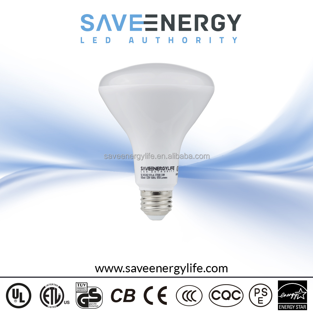 13w Dimmable light BR40 e26 bulb light 13w led bulb pcb AC120V china led bulb ceiling light