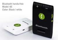 V4.0 Sunvisor bluetooth mobile phone bluetooth car BS1 Connecting 2 Mobile Phones Cheaper Price ---Carlos