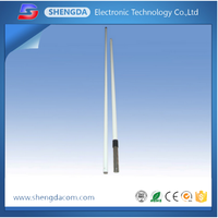 6db outdoor omni 27mhz high gain cb base antenna for 27mhz cb radio