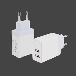 Factory direct selling 5v 3a 2 port micro usb type-c charger