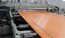 WPC board extrusion line/WPC sheet production line