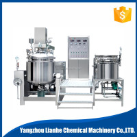 Pharmaceutical Blender Sales Ointment Vacuum Emulsifying Mixer