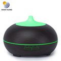 New functions wood grain essential oil aroma diffuser