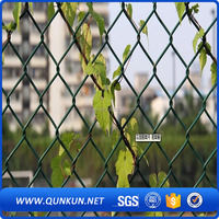 Ho t Diethylenglykol p l Vu ~ AL TEN d chine ~ In k/Home garden hot dipped galvanized chain link fence , pvc coated chain link f