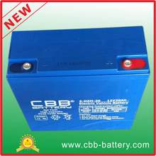 CBB e-bike battery china supplier,12v20Ah electric bicycle 6-dzm-20 electric scooter battery