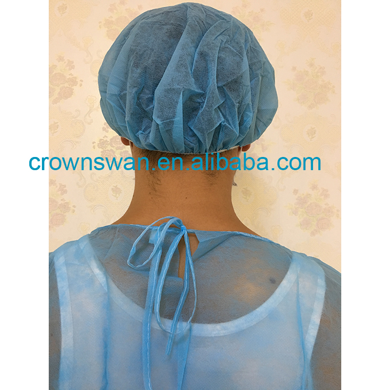 Cheap OEM Manufacturer Disposable blue Isolation Gowns factory in Henan