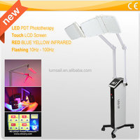 Led Pdt Professional Red Blue Yellow Color Led Light Therapy beauty equipment