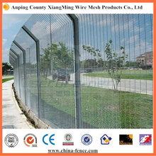 PVC Coated 4mm Wire Diameter 358 Security Fence for Sale