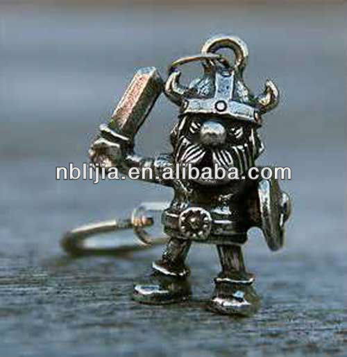 miniature metal figures