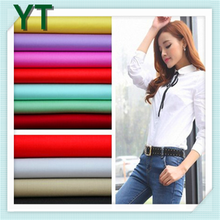 Wholesale Elegant 65% Polyester 35% Cotton Poplin Fabric