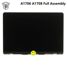 Genuine New Laptop LCD Assembly for Apple Macbook Pro Retina 13'' 2016 A1706 A1708 Full LED LCD Screen Display Assembly