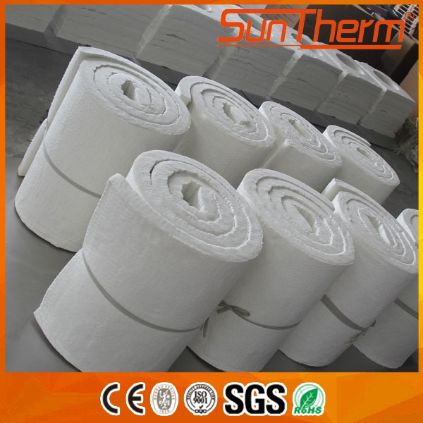 Refractory material for boilers insulation for copper pipe
