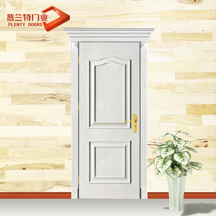 white room wooden main door design in pakistan