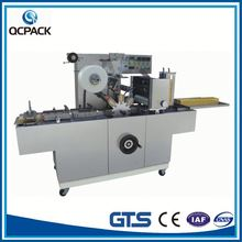 High Speed Cellophane Reel Rapper Wrapping Shrink Package Machine
