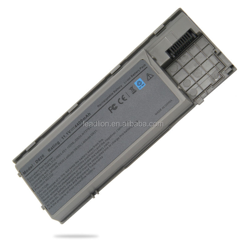 Laptop Battery for Dell Precision M2300 Latitude D620 D630 D630c D631 KD489 KD491 KD492