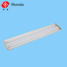 40W ceiling mount plastic cover t8 led fluorescent tube light