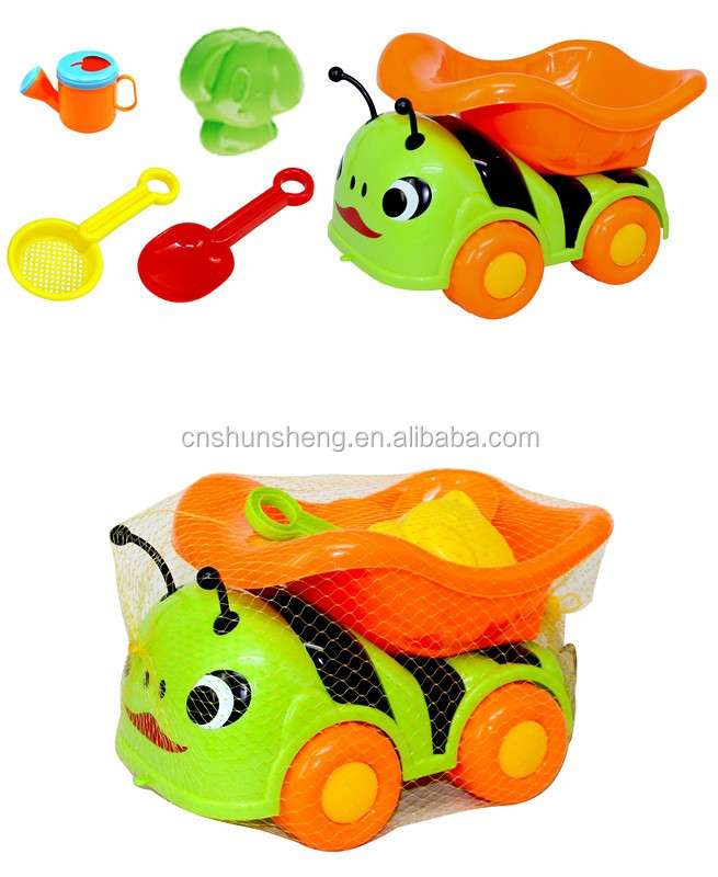 Water Sand Car Games Plastic Sand Beach Toys