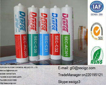 premium quality construction silicone sealant