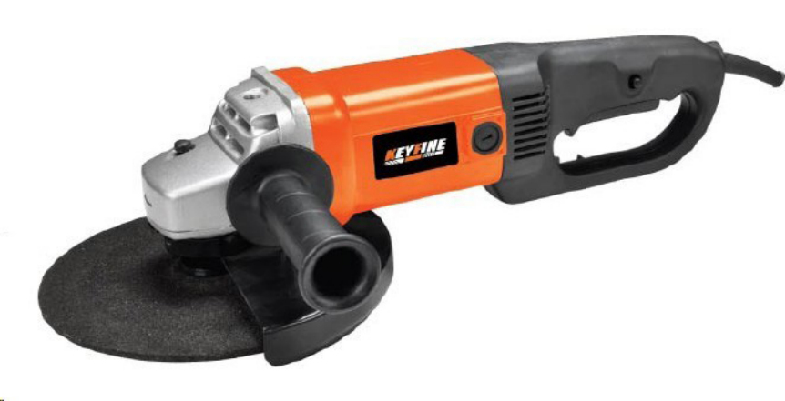 230mm new electric long angle grinder