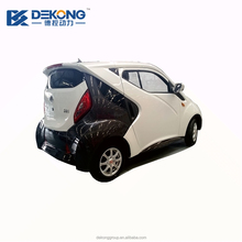 High qualiy Automatic gearbox mini electric 4 seats car electric utility vehicle