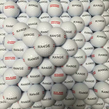 Brand new double layer golf driving range balls