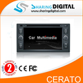 CERATO dvd navigation with 3G