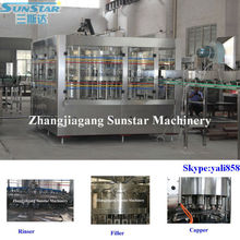 Aerated Water Making Filling Machine/Plant