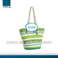 2012 New Deisgn Recycle Woven Plastic Beach Bag