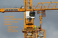 Used Liebherr Tower Cranes (For Sale )