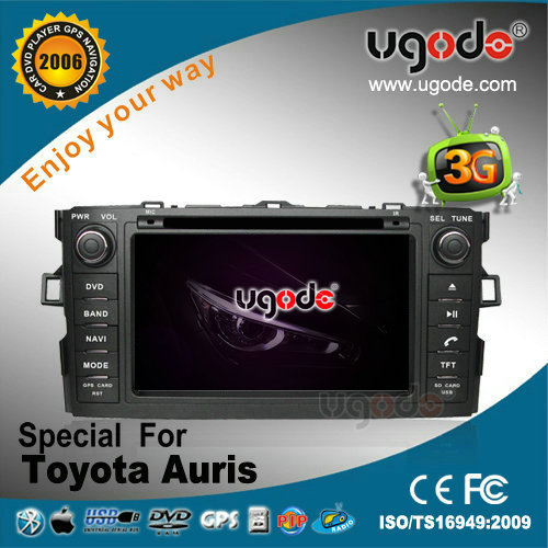 car accessories for Toyota Auris