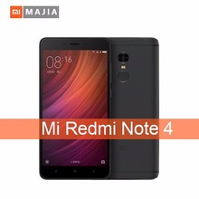 Global Version Redmi Note 4 5.5 inch Snapdragon 625 octa-core 2.0GHz 4/64GB 1920*1080 pixels smartphone
