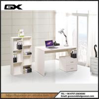 High Quality Melamine Modern Home White Office Desk