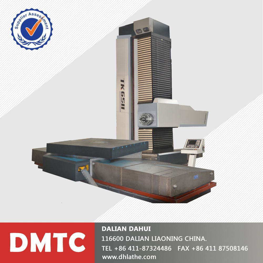 TK6511 Table Type CNC Boring Machine Tool with Milling Head
